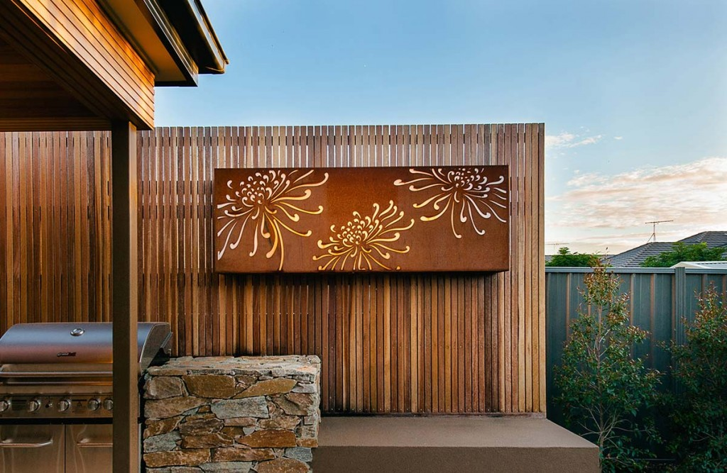Corten Cladding Corten Steel Corten Laser Cut Screens